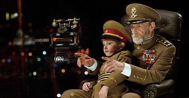 映画 独裁者と小さな孫