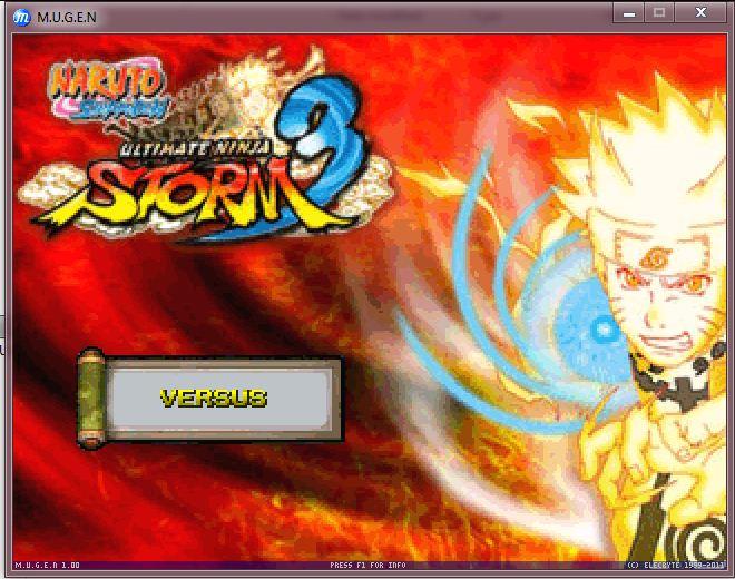 download game naruto mugen 2013 highly compressed