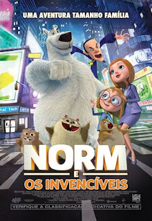 Norm e Os Invencíveis Dublado