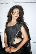 Actress Bhanu Hot photos in black-thumbnail-15