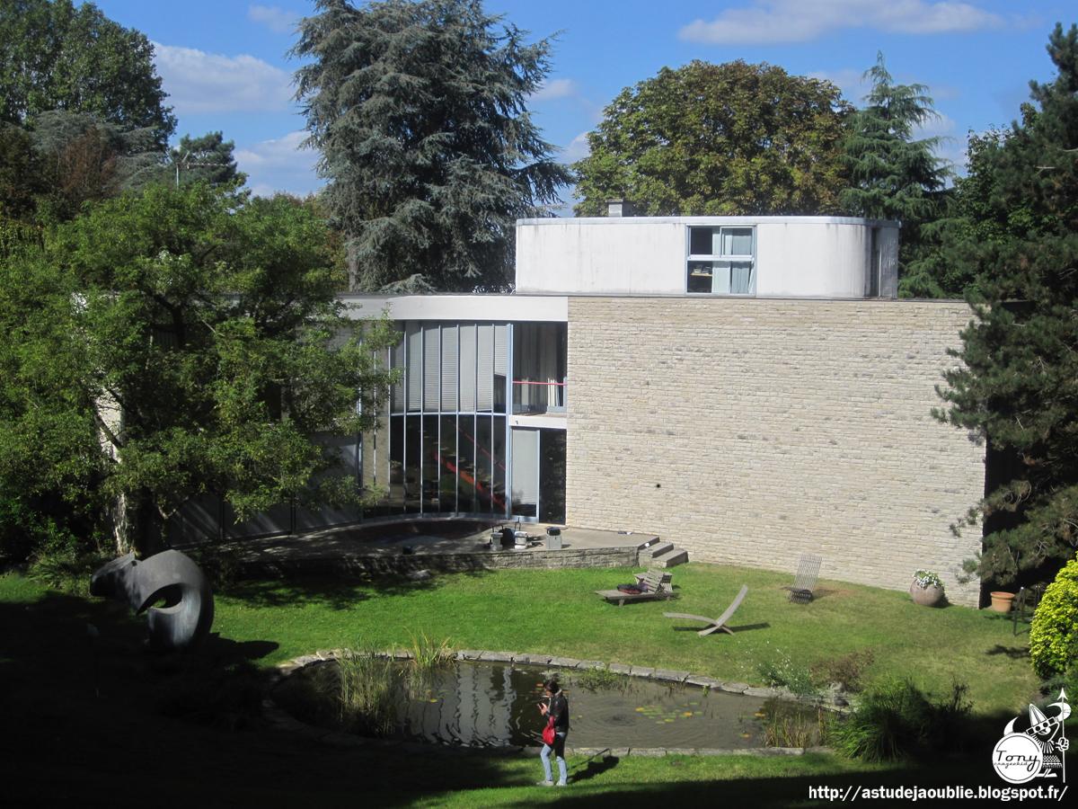 Meudon bellevue villa atelier d 39 andr bloc andr bloc for Appartement et maison meudon