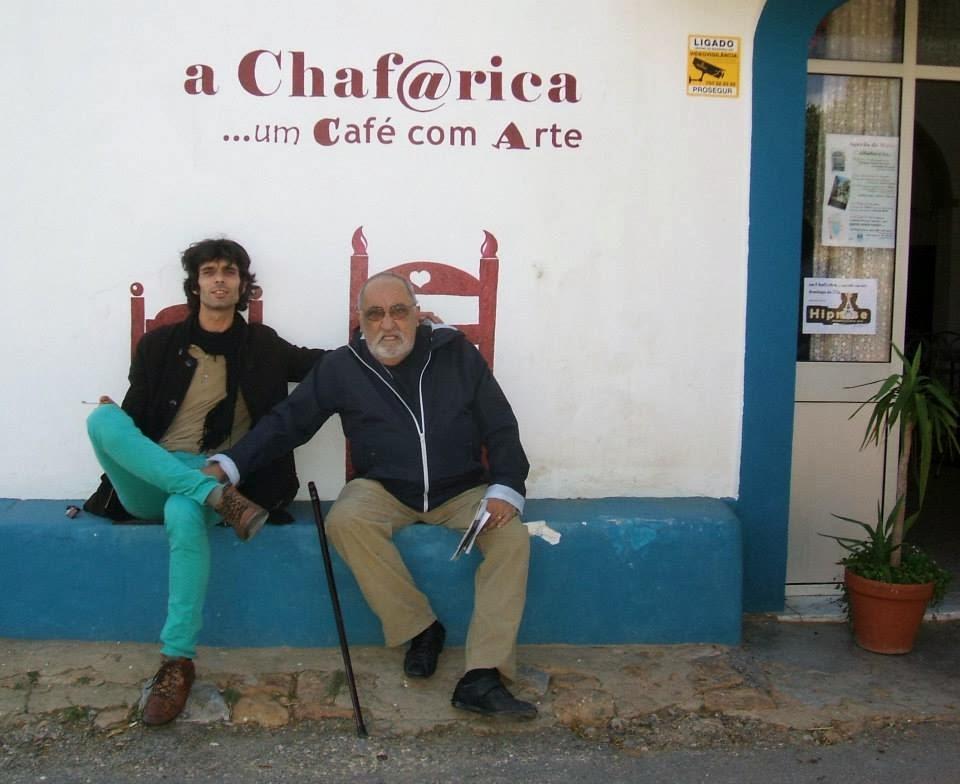 Cadeira da Fama com RuiCabrita e Prof.JLouro