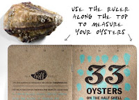 oysters in New York