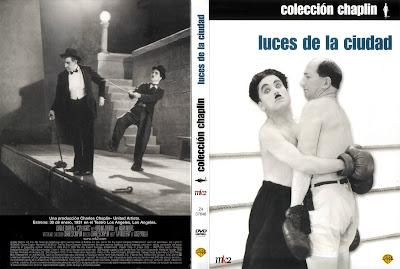 Luces de la ciudad 1931 | Caratula - Cine clásico