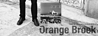 Orange Broek 'Soroll'