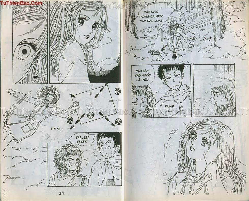Thiên Sứ chap 12 - Trang 18