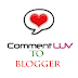 CommentLuv to Blogger : How to Install IntenseDebate Comment System on Blogger