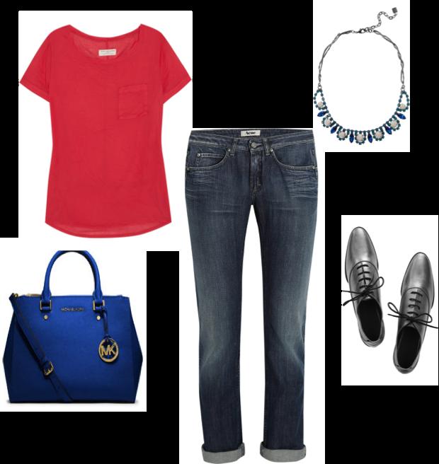VipandSmart look con jeans básico 2