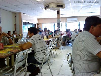 Rang Benn Restaurante: Ambiente