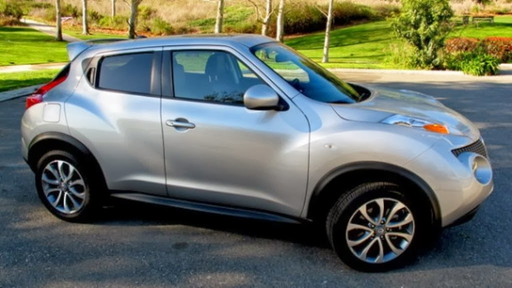 Nissan Compact Suv S Photos