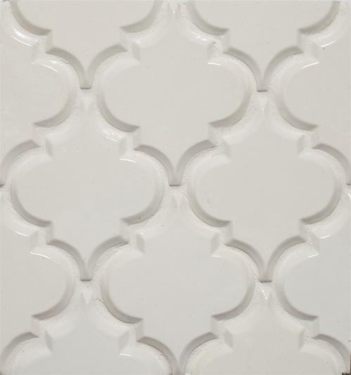 JPM Design: Arabesque Tile