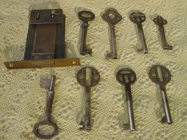 Antique furniture locks come in all shapes sizes and styles. Often people  lose their keys when the pieces are locked. As a locksmith, I have been  called ... - Master Key Systems America LLC - St Louis Locksmiths, Creve Coeur