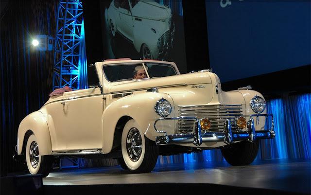 クライスラー・ニューヨーカー 初代-5代目 | Chrysler New Yorker (1946-64)