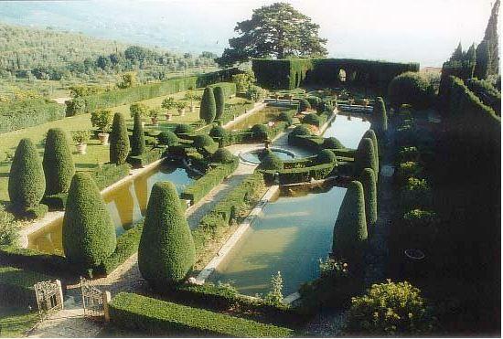 il giardino delle naiadi: villa gamberaia, il sogno di una principessa - Piccolo Giardino Allitaliana