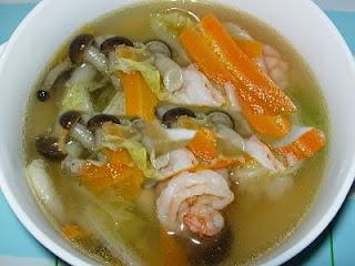 Resep Sup Jamur Yang Enak dan Menyehatkan