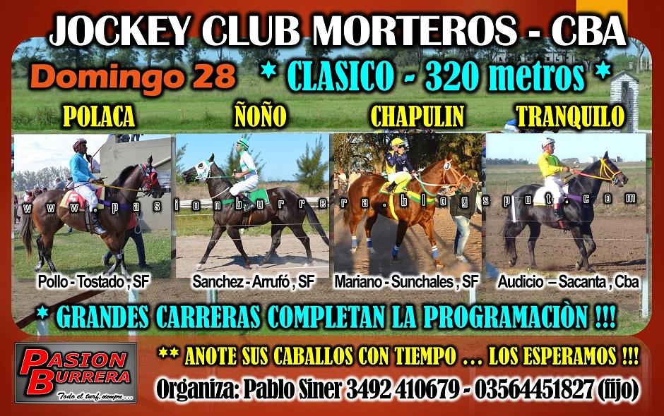 MORTEROS 28 - 320 - 4
