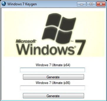 Windows 7 Key Generator Crack Keygen Serial Torrent Free Full.