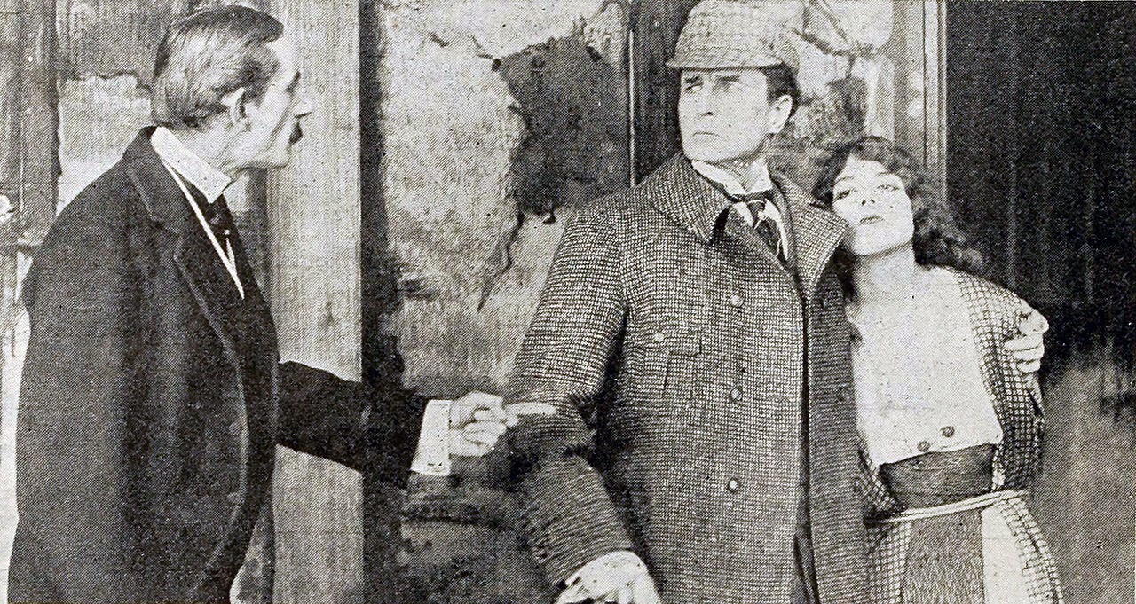 Nominate Sherlock Holmes to the National Registry of Films