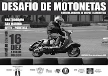 Desafio de Motonetas #4