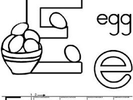 Free Printable Pre Kindergarten Alphabet Worksheets