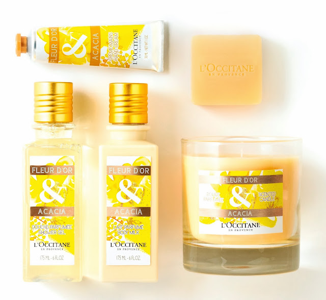 Collection de Grasse - l'Occitane