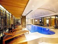 levni-otel-spa-kapalı-yüzme-havuzu