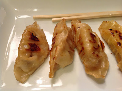 Annie Chun's Pork and Vegetable Potstickers