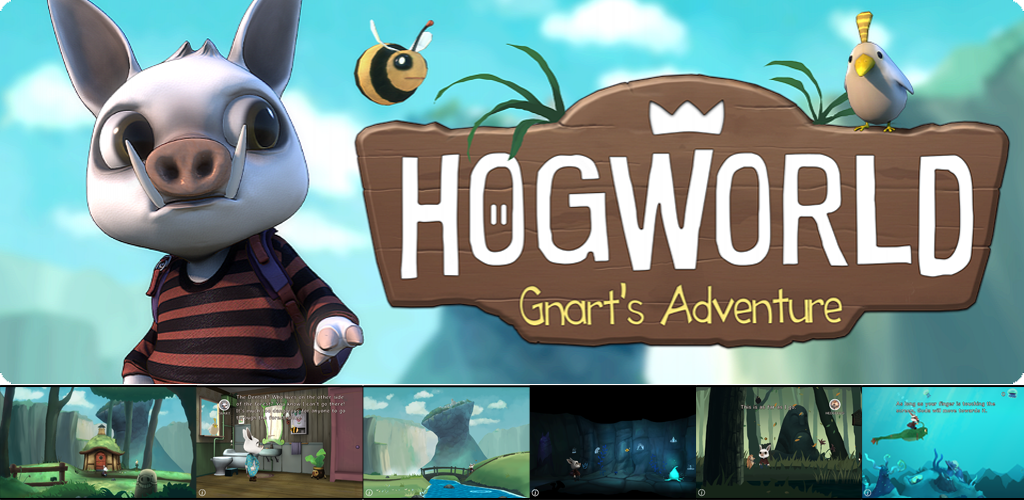 Hogworld: Gnart's Adventure v1.5 APK FULL