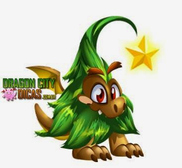 Você pode Conseguir este Dragão por meio da Ilha de Natal 2014, ele