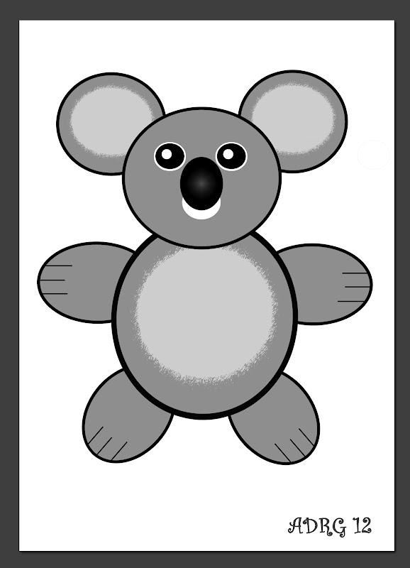 Imagenes De Koalas Para Dibujar