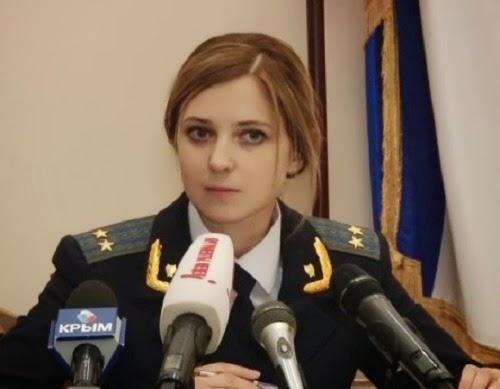 Natalia Poklonskaya | liataja.com