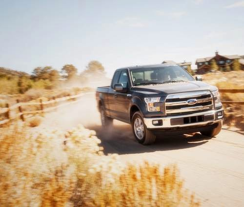 2015 Ford F-150 3.5L Ecoboost Release