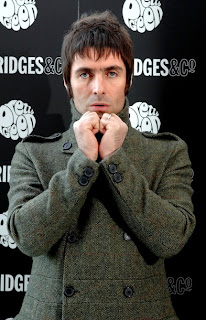 Former Oasis frontman Liam Gallagher loves gardening