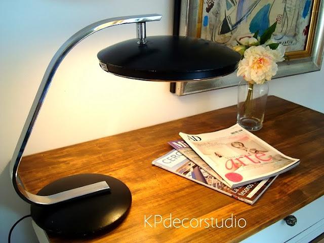 Decoración vintage. Lámparas flexo de mesa de los años 70 online