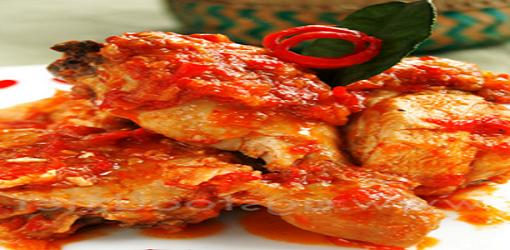 Resep Ayam Rica Rica Masakan Manado