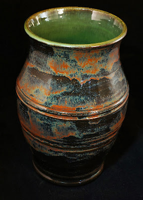 Ancient Jasper Vase