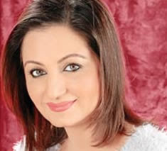Urdu TV Drama Actress Laila Zuberi Photo