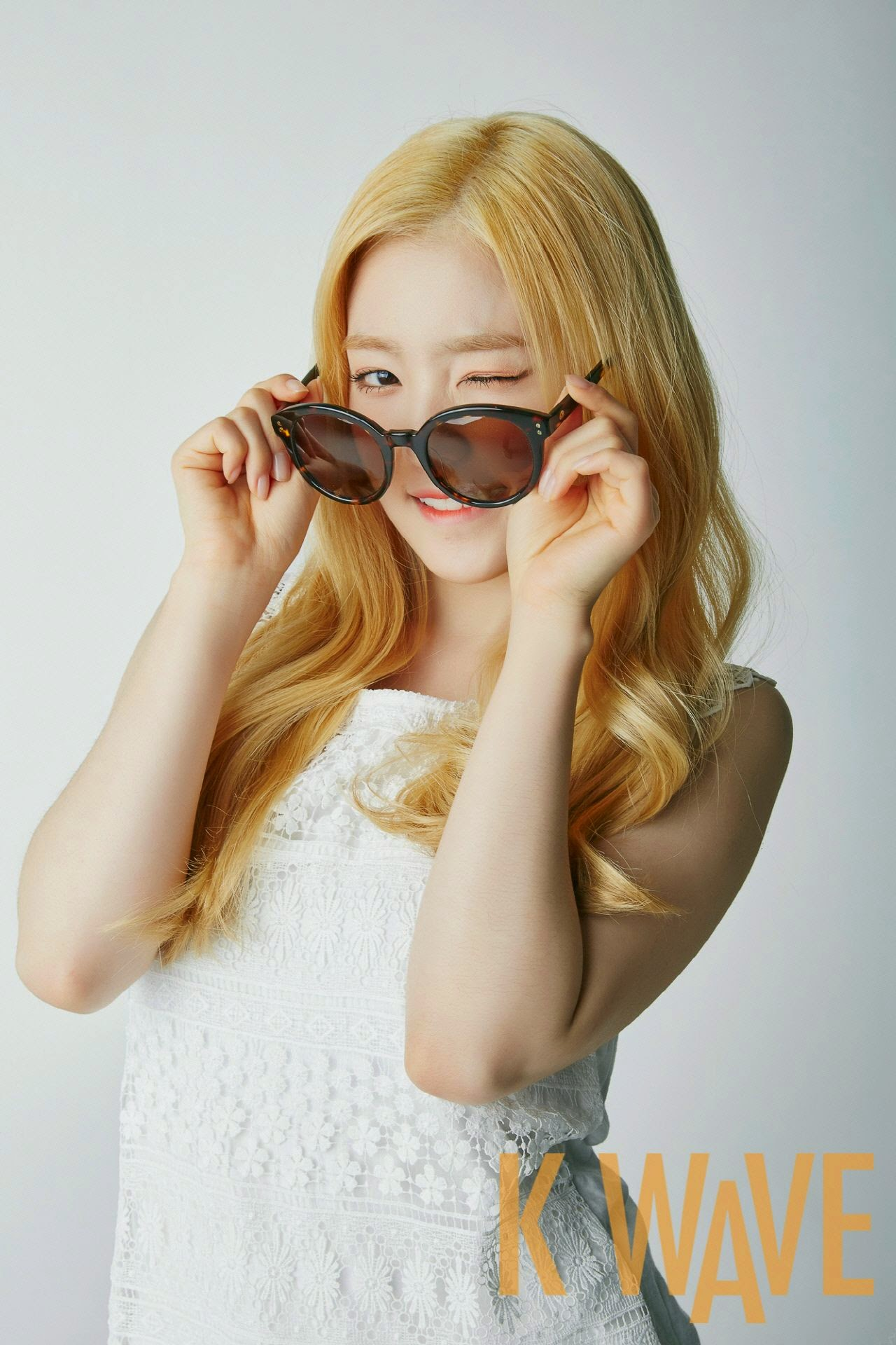 Irene Red Velvet Kwave May 2015