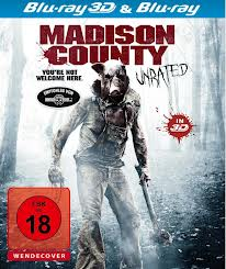 Madison County (2011) UNRATED BRRip 550MB MKV