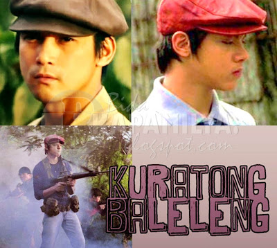 Kuratong Baleleng Movie - Robin Padilla and Daniel Padilla
