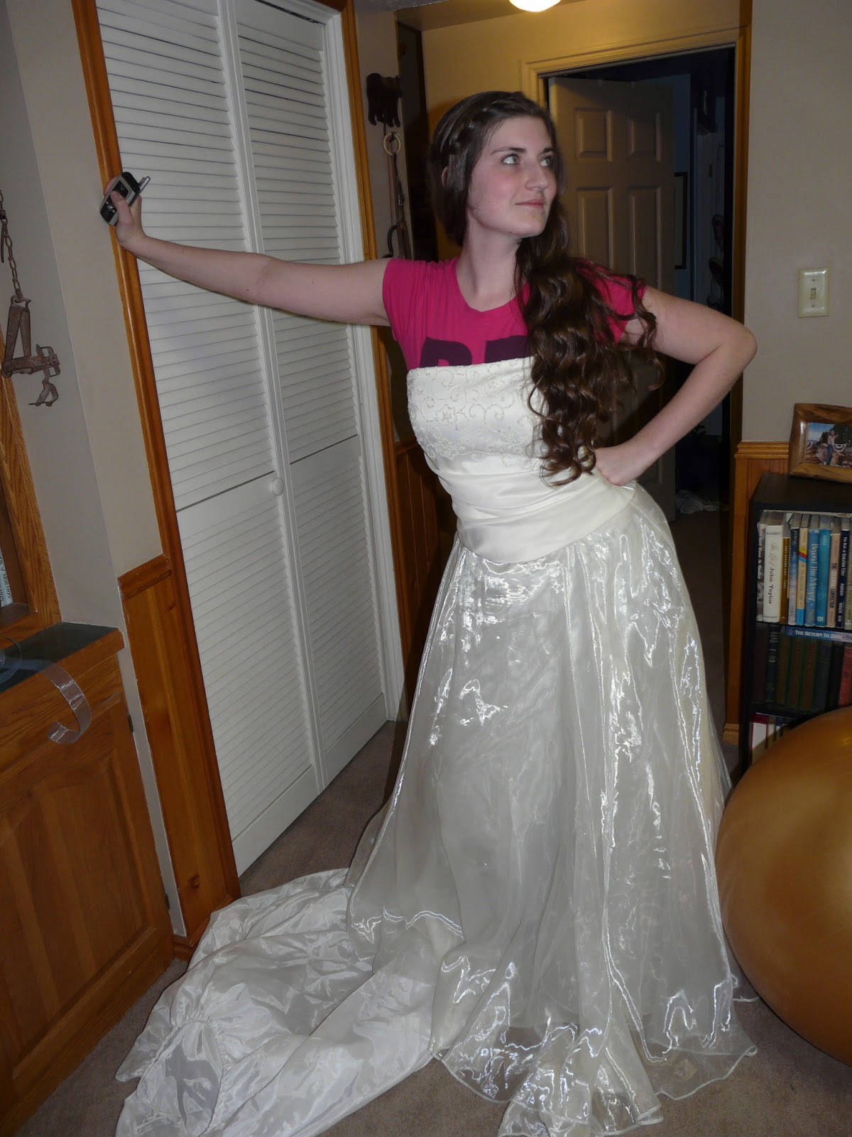 Duct Tape Wedding Dresses - Slip Dress | Dressed Up Girl