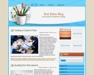 Graphic Design WP WordPress Theme
