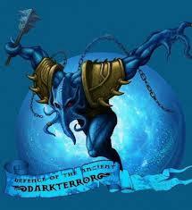Darkterror – The Faceless Void