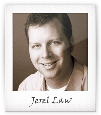 Author Photo: Jerel Law