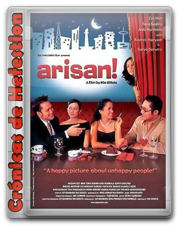 Arisan – The Gathering