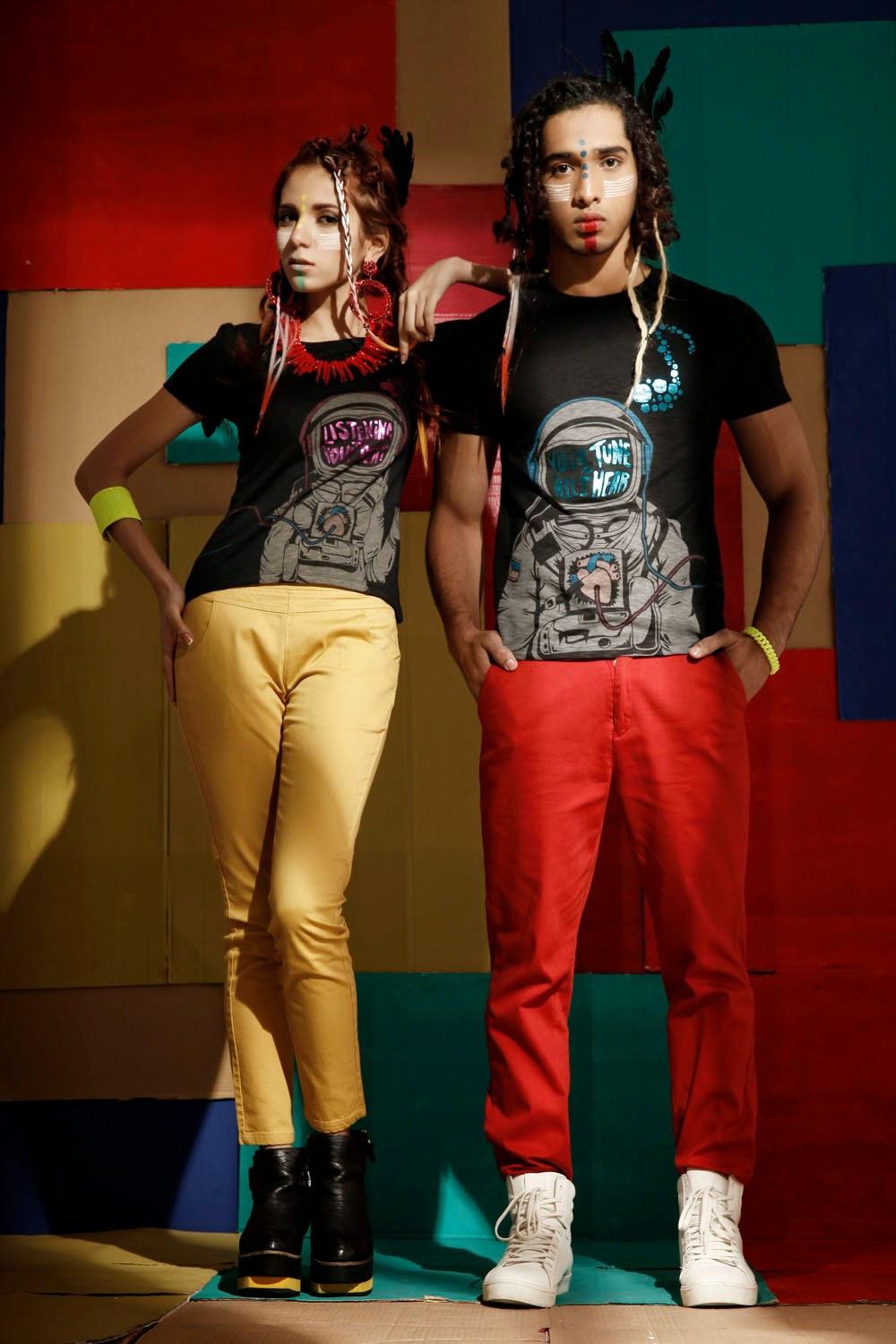 Solo's His & Hers Graphic Tee Design Winners