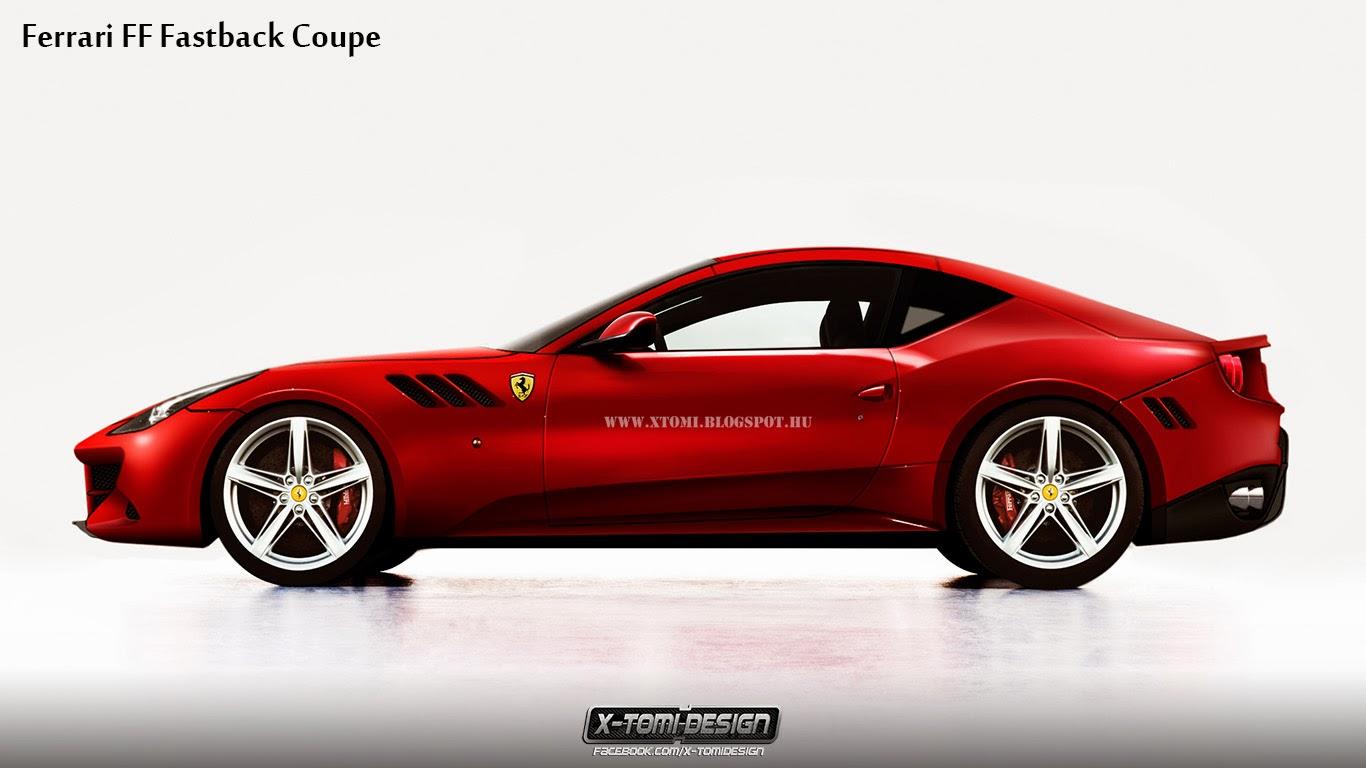 [Ferrari] Modèles uniques / One Off - MàJ : F12 TRS Ferrari+FF+Fastback+Coupe