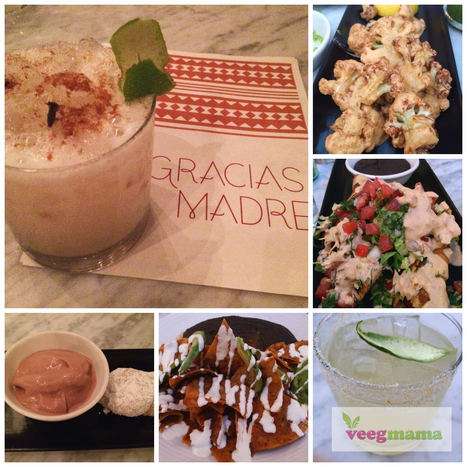 VeegMama's review of Gracias Madre West Hollywood