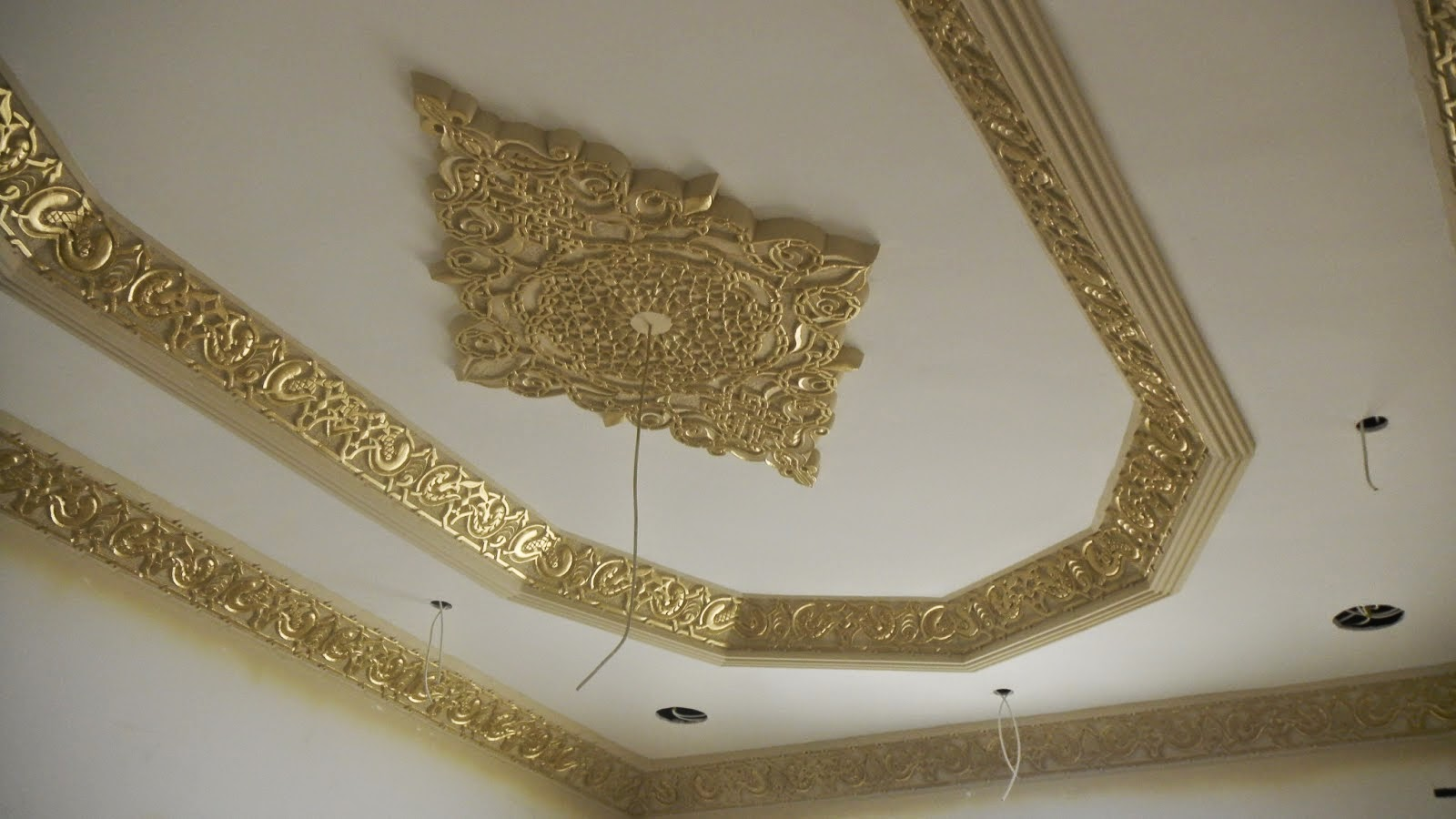 Decor Bishop Gypsum