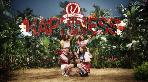 "Red Velvet, nuevo grupo de SM Entertainment revela teaser de ""Happiness"""
